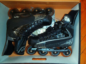 Patins Mission Axiom A3