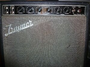 1965 Traynor Signature Tube Combo Amplifier