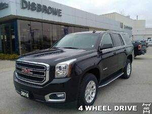 2016 GMC Yukon SLE   AWD, 8 Passenger, Remote Start