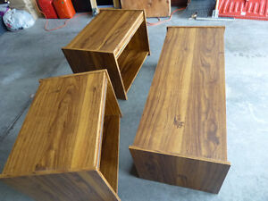Coffee Table / End Tables - 3 Piece set Kitchener / Waterloo Kitchener Area image 3