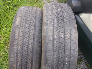 2-Good-Year Integrity P225/60R16