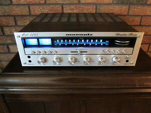 1970s Marantz, Sansui, or Pioneer Stereo, Working or Not