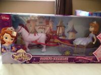 Sofia The First Remote Control Horse & Carriage with