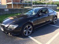 BMW 645CI -- 4.4 V8 333BHP -- 74K -- FSH -- MASSIVE SPEC -- £6950 -- SWAP -- P/X WELCOME