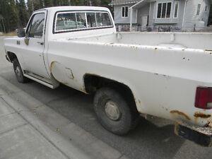 1977 Chevrolet C/K Pickup 1500 Pickup Truck