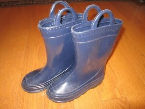 New Rubber Boots Size 11 Toddler