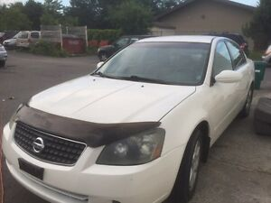 Nissan Altima, 2005,automatic on special