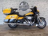 Harley Davidson FLHTK Electra Glide Ultra Limited 2013