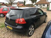 2006 Volkswagen Golf 2.0TDI DSG GT AUTO ( 170ps ) - Full leather
