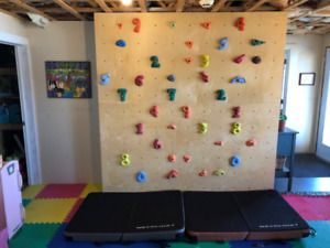 Indoor Rock Climbing Wall for Sale