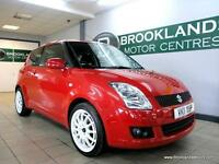 Suzuki Swift 1.3 SZ3 [CHEQUERED ROOF and LOW MILES]