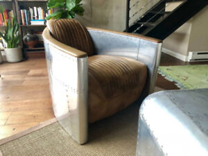 Restoration Hardware Aviator Chair