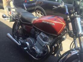 Honda CB 750 AUTOMATIC 1977/R