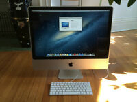 USED APPLE 24-INCH IMAC INTEL CORE 2 DUO/2.66 GHZ