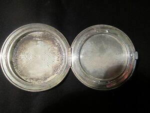 VINTAGE BIRKS STERLING SILVER COMPACT Peterborough Peterborough Area image 3