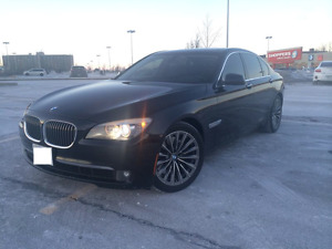 Immaculate 2009 BMW 7-Series 750i CLEAN CARPROOF!