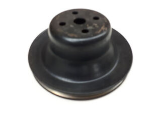 OEM 65-67 Mustang Steel Single Groove Water Pump Pulley