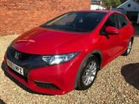 2013 Honda Civic I-VTEC SE 5-Door Hatchback Petrol Manual
