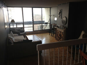 Room For Rent in 3 Bedroom Apartment from May through August