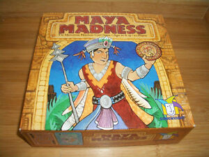 """Maya Madness"" by Gamewright (retired)-new"