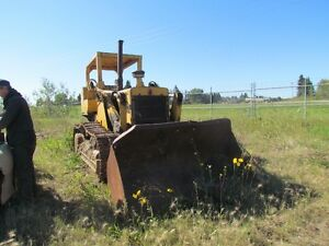 IHC 175 B Crawler loader