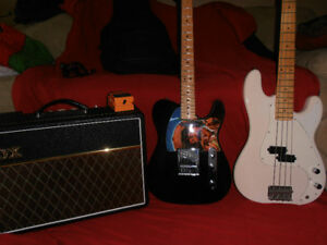 VOX AMP-Telecaster combo sale