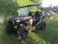 Like New side by side--2015 Polaris rzr 900