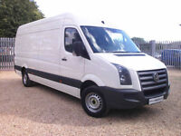 2008 58 Volkswagen Crafter 2.5TDi 109 CR35 LWB - TUCK AWAY TAIL LIFT