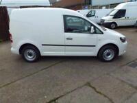 Volkswagen Caddy 1.6TDI ( 102PS ) C20 2012