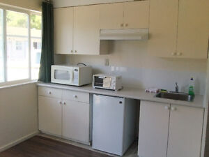 Motel Suite with Kitchen and RV Park Lot for Rent Prince George British Columbia image 4