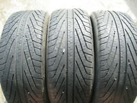 3 only 215/55R16 Michelin Hydroedge all season tires $75.00