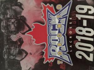 Toronto Rock Lacrosse Tickets - Lower Bowl Seats