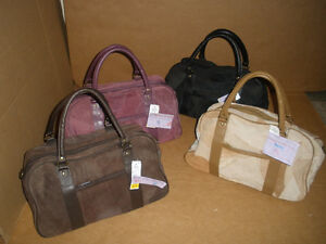 Four Vintage Leather Bags London Ontario image 1