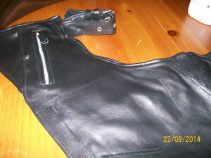 Leather Chaps- Mens or Ladies, they are Unisex Peterborough Peterborough Area image 3