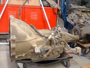Ford 4R70W Transmission for sale in very good condition.