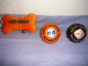 Harley-Davidson Dog and Cat toys, H-D toys, hog pet toys