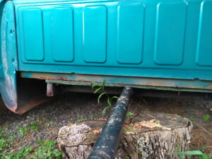 Truck box for 88 to 98 chev