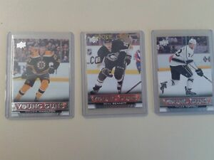 13-14 UD Young Guns Cards