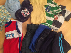Boy lots size 6-12 months, lot garçon