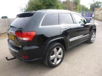 Jeep Grand Cherokee V6 CRD OVERLAND