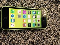 IPhone 5c 32GB ON O2/ giffgaff