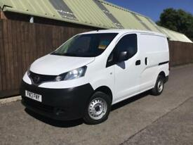 Nissan NV200 SE DCI 1.5dCi 89bhp Euro 5**1 OWNER FROM NEW**DEALER HISTORY*