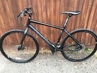 Cannondale Badboy Fatty Road Hybrid Bike