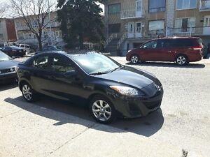 Mazda 3 2011 - 67000km - 7490 négociable