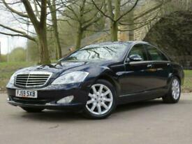 image for 2009 59 MERCEDES-BENZ S-CLASS 3.5 S350 4D 272 BHP