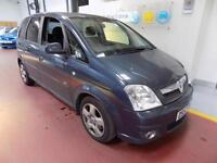Vauxhall/Opel Meriva 1.7CDTi 16v ( a/c ) 2007MY Design