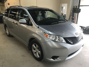 2012 TOYOTA SIENNA CE- FINANCING FAST APPROVALS 100% APPROVED