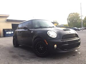 2011 Mini Cooper S Fully loaded