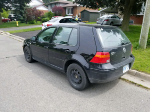 Volkswagen City Golf 1200 obo *no accidents*