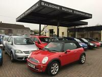 2004 MINI Convertible 1.6 Cooper 2dr